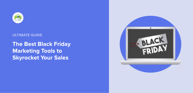 Best Black Friday Marketing Tools Featured Image