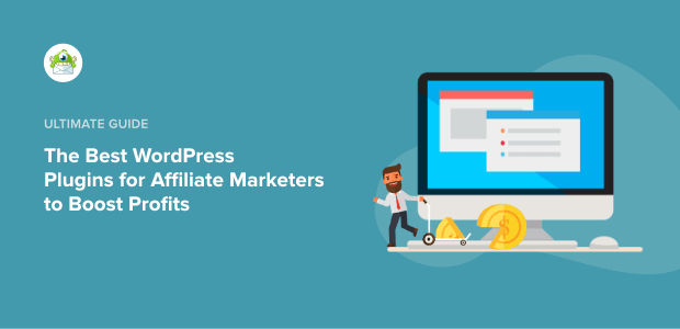 Best WordPress Plugins for Affiliate Marketers Featured