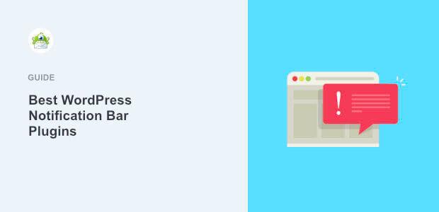 Featured image Best WordPress Notification Bar Plugins