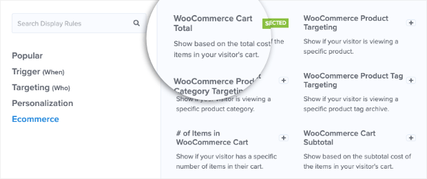 WooCommerce Cart Total to Reduce Cart Abandonment