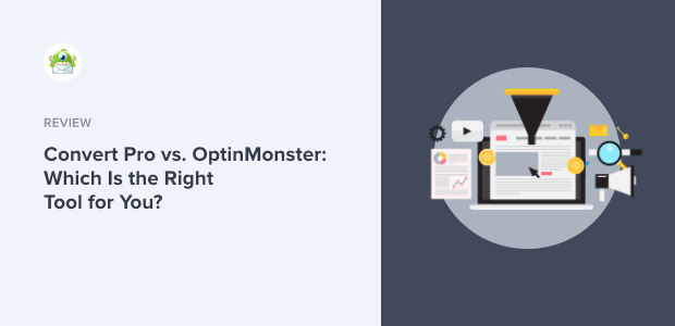 Convert Pro vs OptinMonster featured image-min