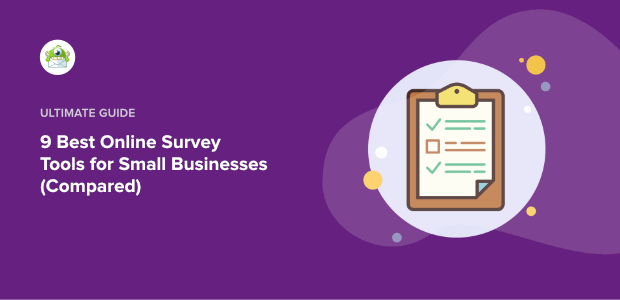 best online survey tools for small businesses featured image