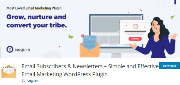 Email Subscribers and NewsLetters List Building Plugin