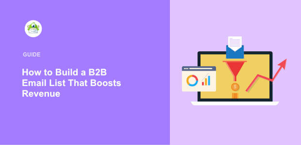 Featured image How to Build a B2B Mail List