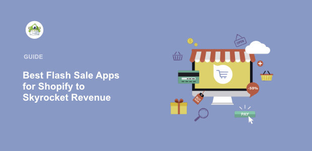 Featured image Shopify Flash Sale App