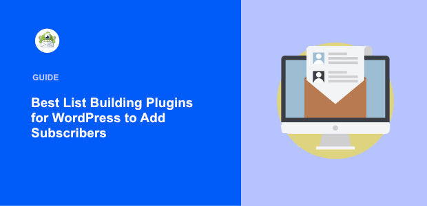 Featured image list building plugins
