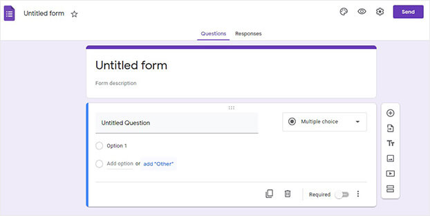 Google Forms_
