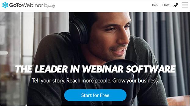 Gotowebinar webinar tool