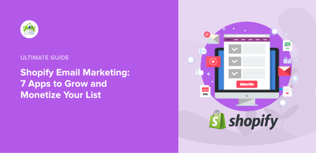 Shopify Email Marketing Featured Image