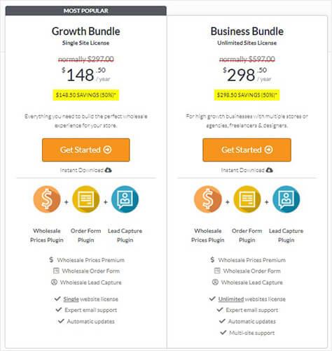 Choose Wholesale Suite bundle_