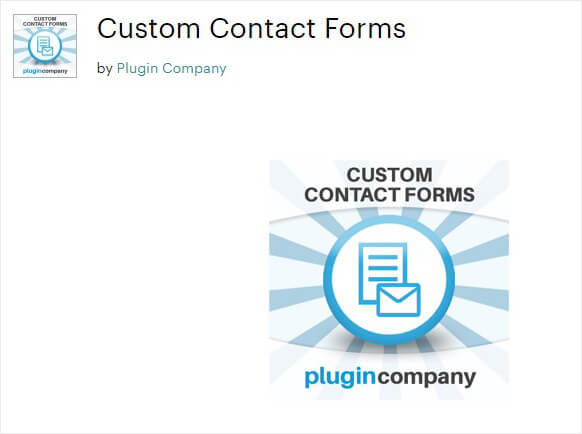 Custom Contact Forms_