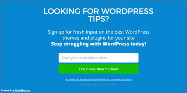 WP Starters splash page_