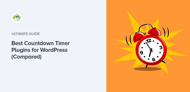 best countdown timer plugins for wordpress