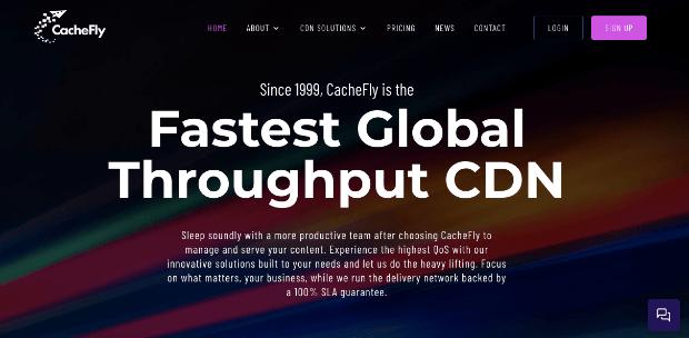 cachefly cdn provider homepage-min