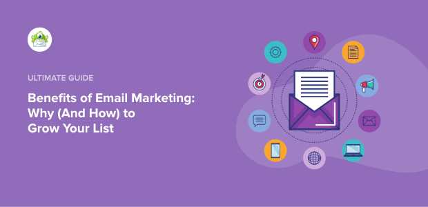 benefits of email marketing featured image