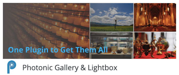 photonic gallery and lightbox