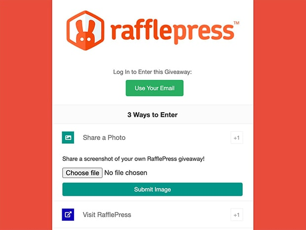 rafflepress-photo-contest