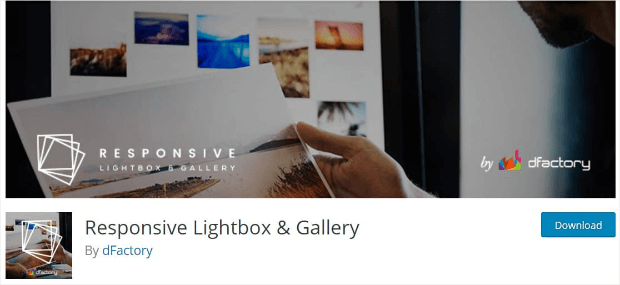 responsive lightbox and gallery
