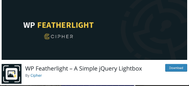 wp featherlight
