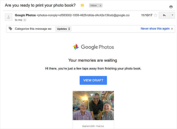 google-photo-book-abandonment-email