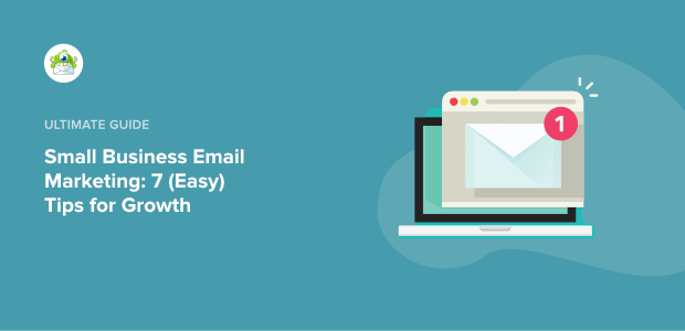 small business email marketing featured image