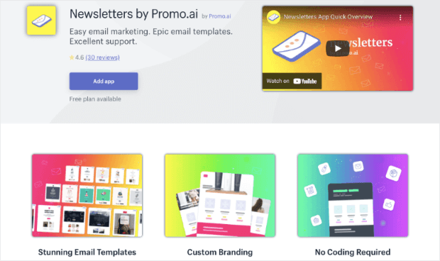 newsletters-by-promo-ai