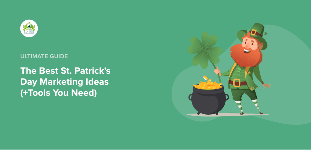 st patricks day marketing ideas featured image