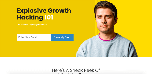 explosive growth webinar