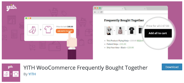 yith woocommerce frequently bought together