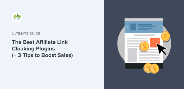 best affiliate link cloaking plugins featured image