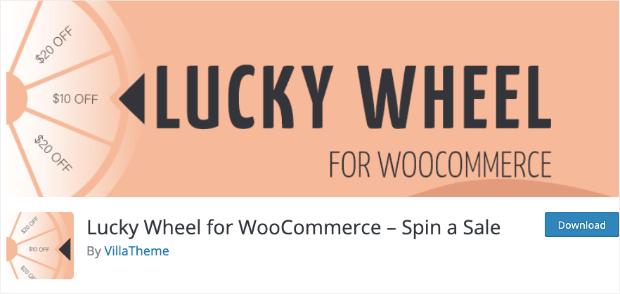 lucky wheel for woocommerce