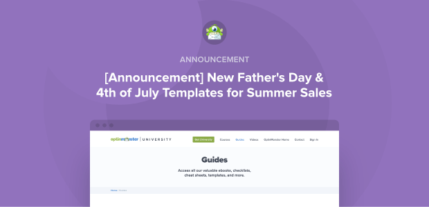 announcement templates featured image