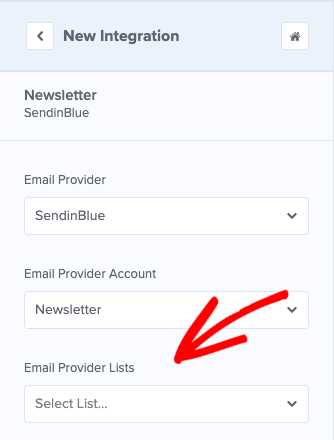 email provider list