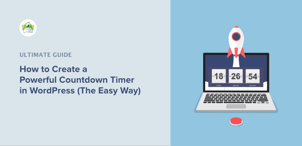 how to create a countdown timer in wordpress