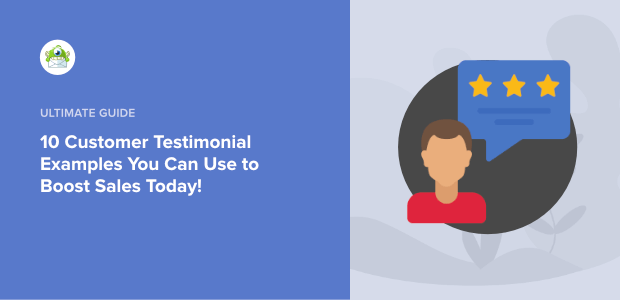 customer testimonial examples featured image