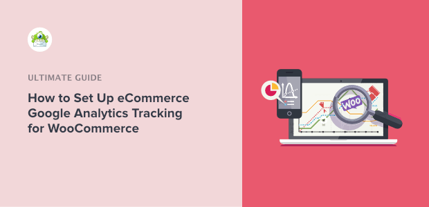 how to set up ecommerce google analytics for woocommerce