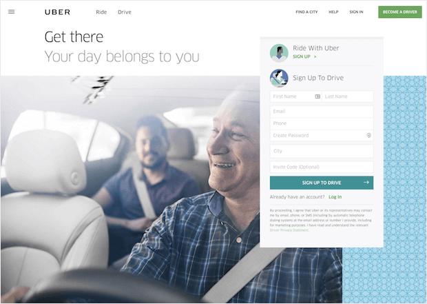 uber-uvp