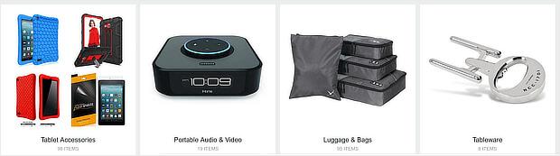 amazon ecommerce personalization example