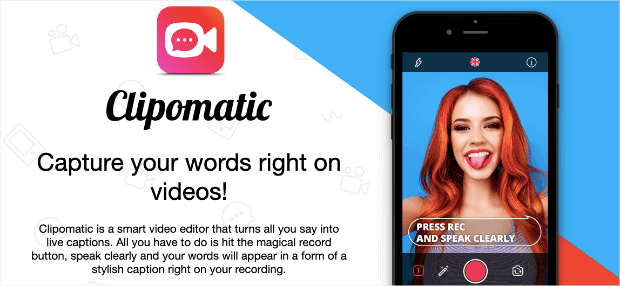 clipomatic instagram video editing software