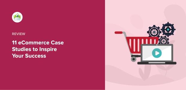 ecommerce case studies featured image