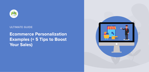 ecommerce personalization examples featured image