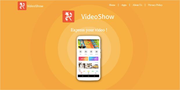 videoshow instagram video editing tool