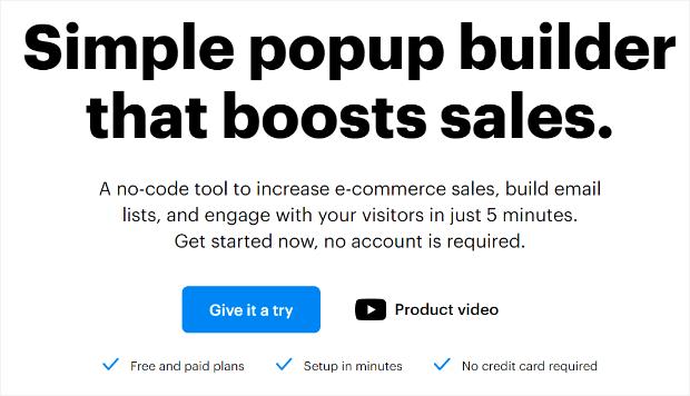popup smart