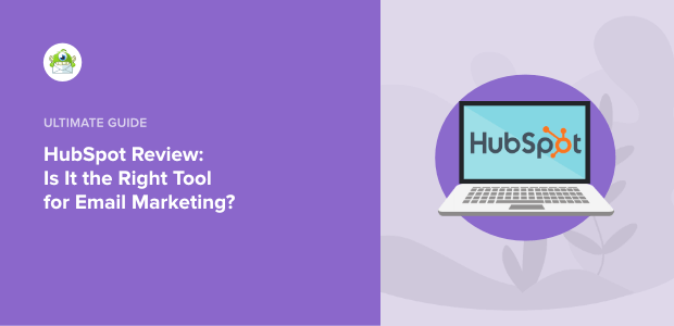 hubspot review featured image